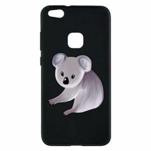 Etui na Huawei P10 Lite Shy koala - PrintSalon