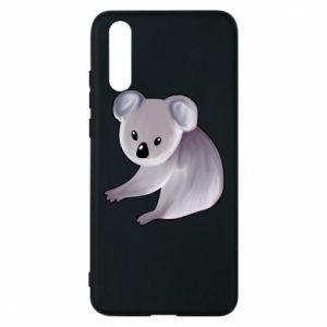Etui na Huawei P20 Shy koala
