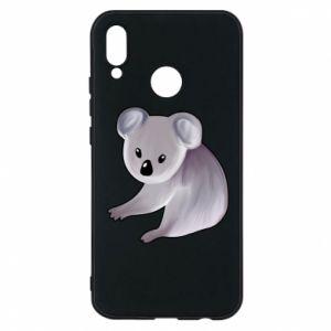 Etui na Huawei P20 Lite Shy koala - PrintSalon