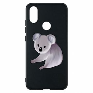 Etui na Xiaomi Mi A2 Shy koala - PrintSalon