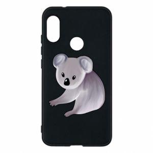 Etui na Mi A2 Lite Shy koala - PrintSalon