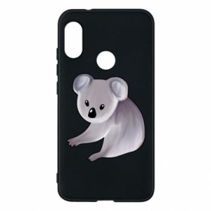Etui na Mi A2 Lite Shy koala
