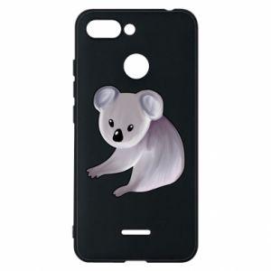 Etui na Xiaomi Redmi 6 Shy koala