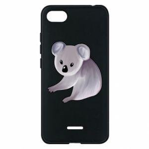 Etui na Xiaomi Redmi 6A Shy koala - PrintSalon
