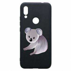 Etui na Xiaomi Redmi 7 Shy koala