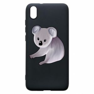 Etui na Xiaomi Redmi 7A Shy koala - PrintSalon