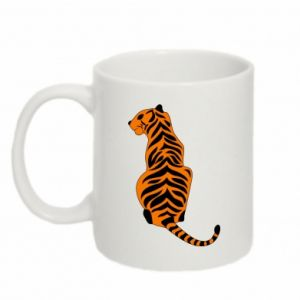 Mug 330ml Tiger sitting