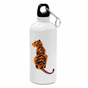 Flask Tiger sitting