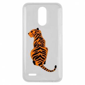 Lg K10 2017 Case Tiger sitting