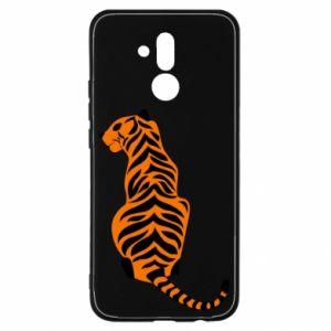 Huawei Mate 20Lite Case Tiger sitting
