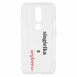 Etui na Nokia 4.2 Singielka z wyboru