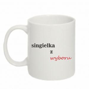 Mug 330ml Single by choice - PrintSalon