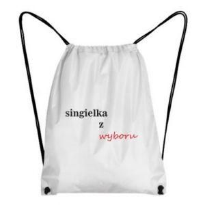 Backpack-bag Single by choice - PrintSalon