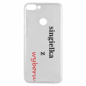 Phone case for Huawei P Smart Single by choice - PrintSalon
