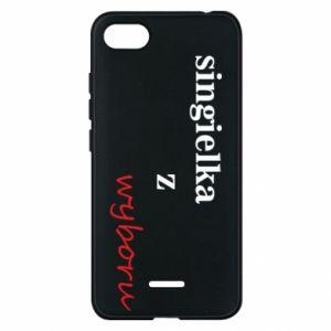 Phone case for Xiaomi Redmi 6A Single by choice - PrintSalon