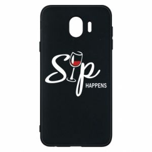 Etui na Samsung J4 Sip