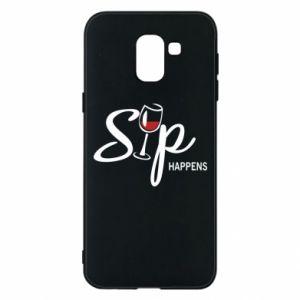 Etui na Samsung J6 Sip