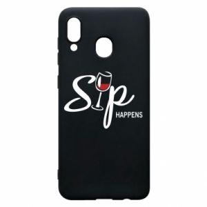 Etui na Samsung A20 Sip