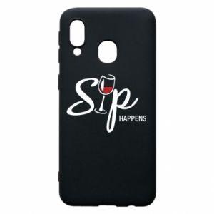 Etui na Samsung A40 Sip