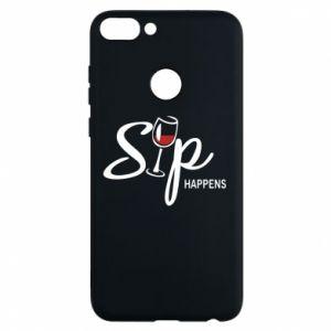 Phone case for Huawei P Smart Sip - PrintSalon