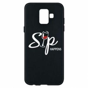 Etui na Samsung A6 2018 Sip