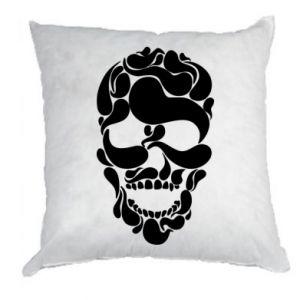 Pillow Skull brush