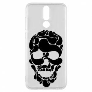 Phone case for Huawei Mate 10 Lite Skull brush