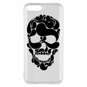 Phone case for Xiaomi Mi6 Skull brush