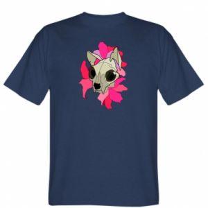 Koszulka męska Skull of a cat
