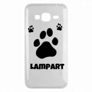 Phone case for Samsung J3 2016 Leopards trail