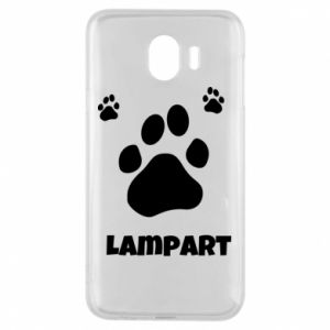 Phone case for Samsung J4 Leopards trail