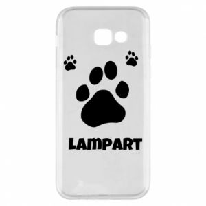 Phone case for Samsung A5 2017 Leopards trail