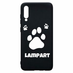 Phone case for Samsung A70 Leopards trail