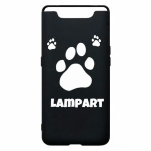 Phone case for Samsung A80 Leopards trail