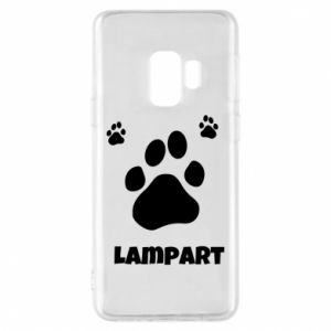 Phone case for Samsung S9 Leopards trail