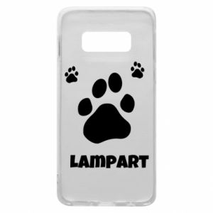 Phone case for Samsung S10e Leopards trail