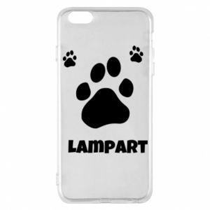 Phone case for iPhone 6 Plus/6S Plus Leopards trail
