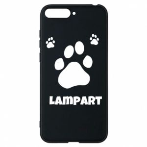 Phone case for Huawei Y6 2018 Leopards trail - PrintSalon