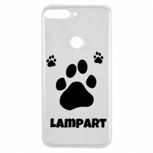 Phone case for Huawei Y7 Prime 2018 Leopards trail