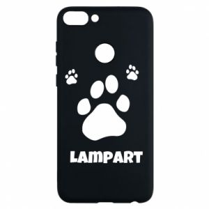 Phone case for Huawei P Smart Leopards trail