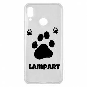 Phone case for Huawei P Smart Plus Leopards trail