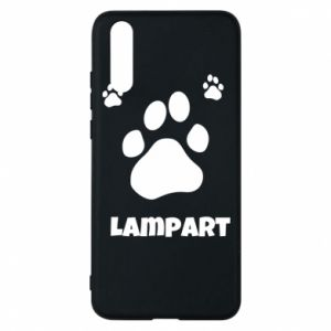 Phone case for Huawei P20 Leopards trail