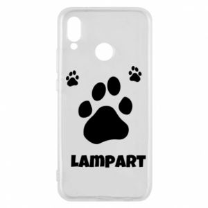 Phone case for Huawei P20 Lite Leopards trail