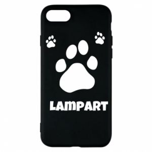 Phone case for iPhone 7 Leopards trail