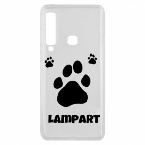 Phone case for Samsung A9 2018 Leopards trail