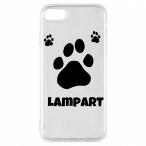 Phone case for iPhone 8 Leopards trail