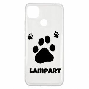 Xiaomi Redmi 9c Case Leopards trail