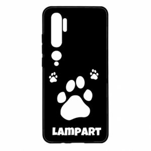 Xiaomi Mi Note 10 Case Leopards trail