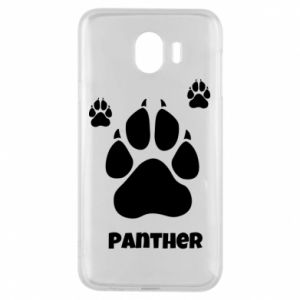 Phone case for Samsung J4 Panther trail - PrintSalon
