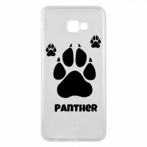 Phone case for Samsung J4 Plus 2018 Panther trail